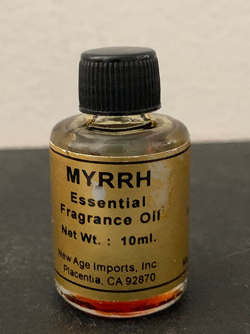 Myrrh Essential Aroma Oil 10ml