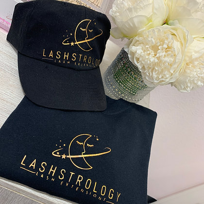 Lashstrology Logo Tee