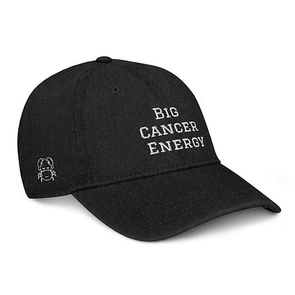 Big Cancer Energy Hat