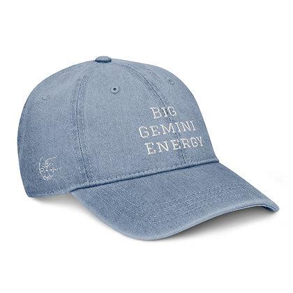 Big Gemini Energy Hat
