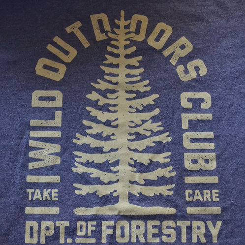 WOC Forestry Unisex Tee