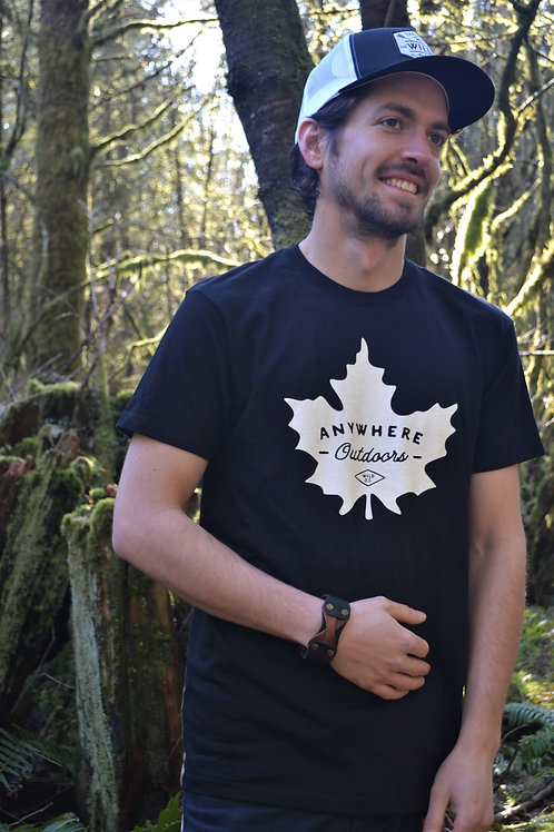 Anywhere Outdoors Canadian Unisex Tee