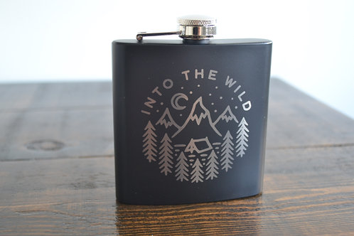 Into the Wild Flask