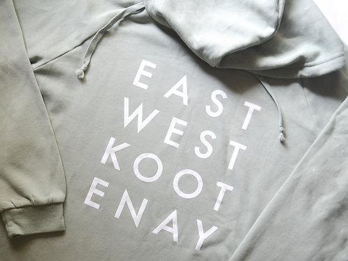 East West Kootenay Women's Hoodie