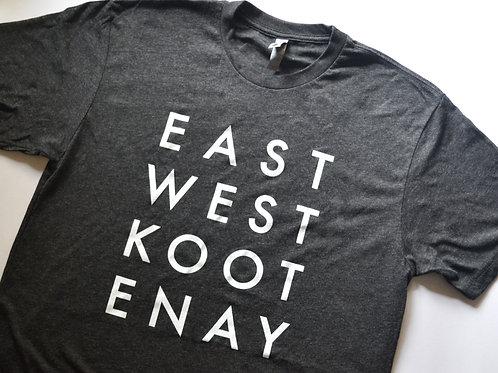 East West Kootenay Unisex Tee