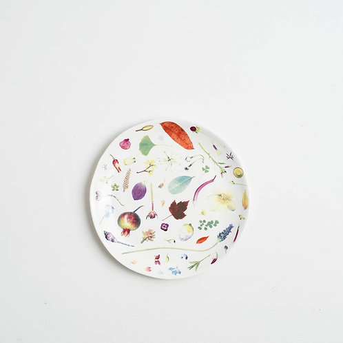 Floral Forager Side Plate