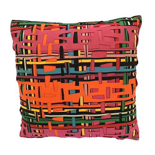 Trapezoid Designer Pillow