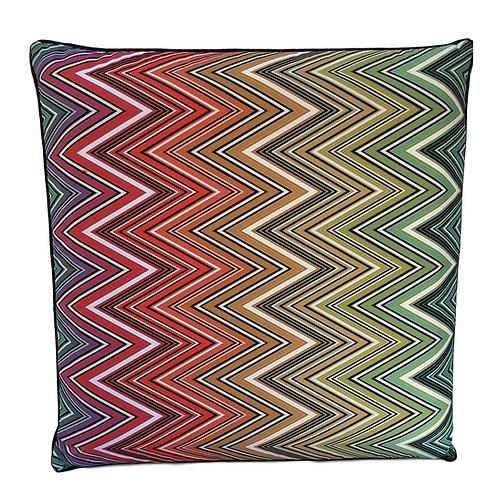 Custom Missoni Floor Pillow