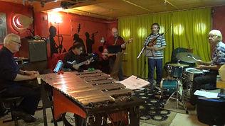 jazzmical en répétition d'octobre.Movie_