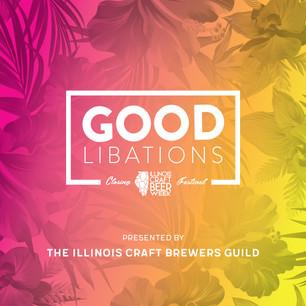 Good Libations // Festival Branding
