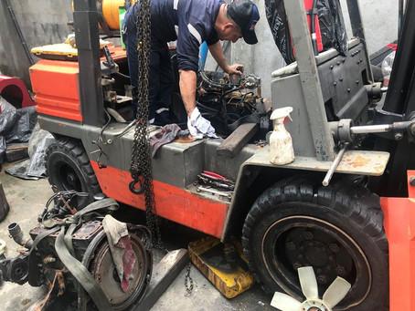 Reparacion de motores