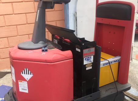 Remolcador para 10.000 libras electrico