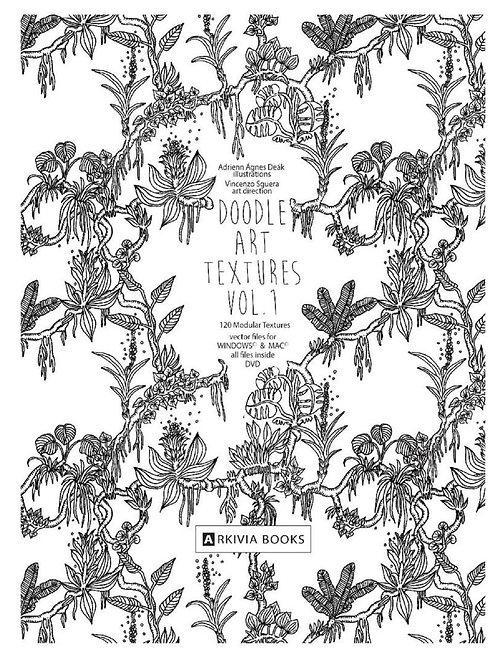 DOODLE ART TEXTURES VOL.01