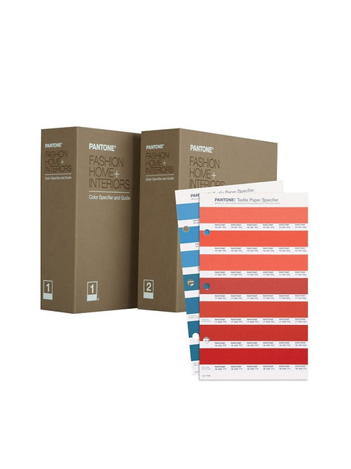 PANTONE Fashion, Home and interior Color Specifier