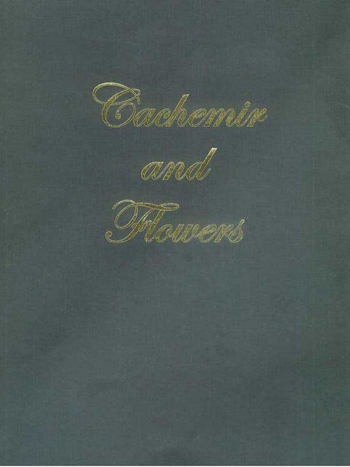 CACHEMIR AND FLOWERS VOL.1