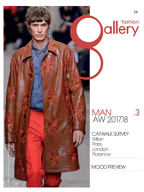 FASHION GALLERY MAN N.3 A/W 2017-18