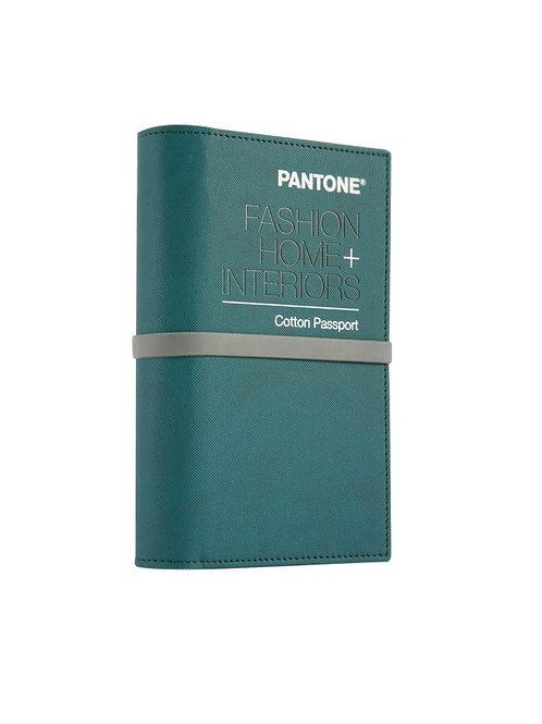 PANTONE Fashion & Home Cotton Passport + 210 new colors