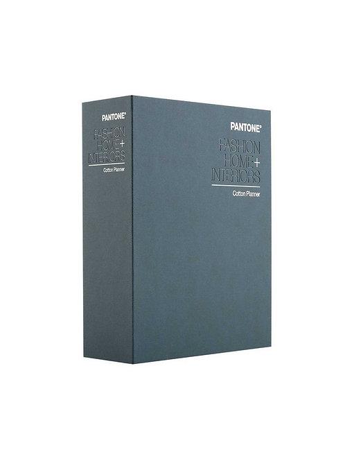 PANTONE Fashion & Home Cotton Planner + 210 new color