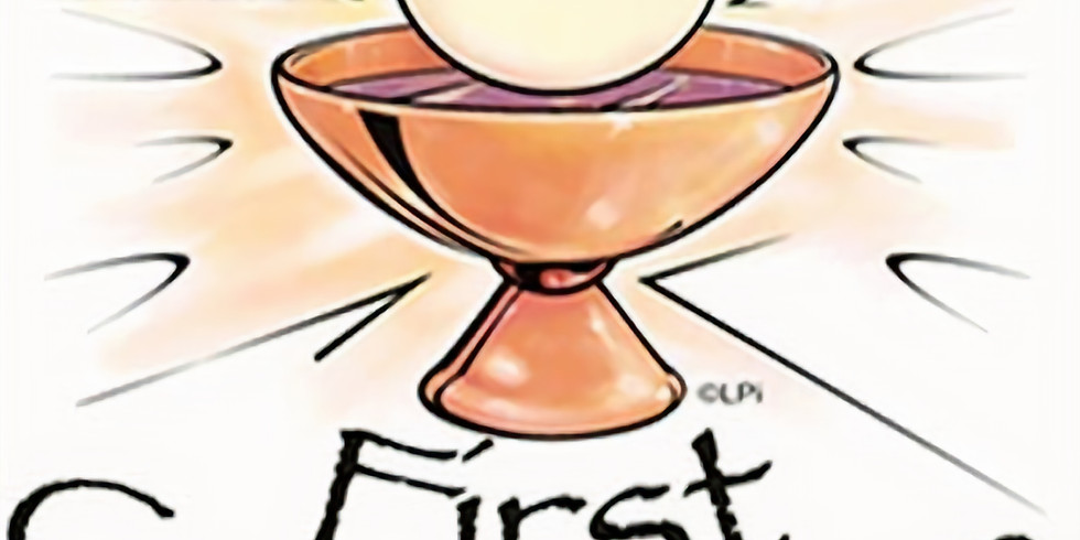 Enrollment Ceremony - First Eucharist Candidates