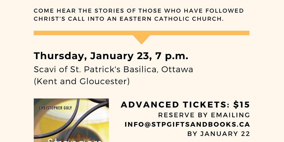 Strangers in a Strange Church? Book Launch