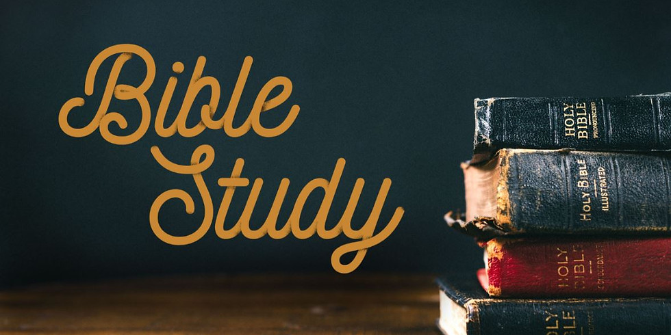 Bible Study on Peter - Session #7