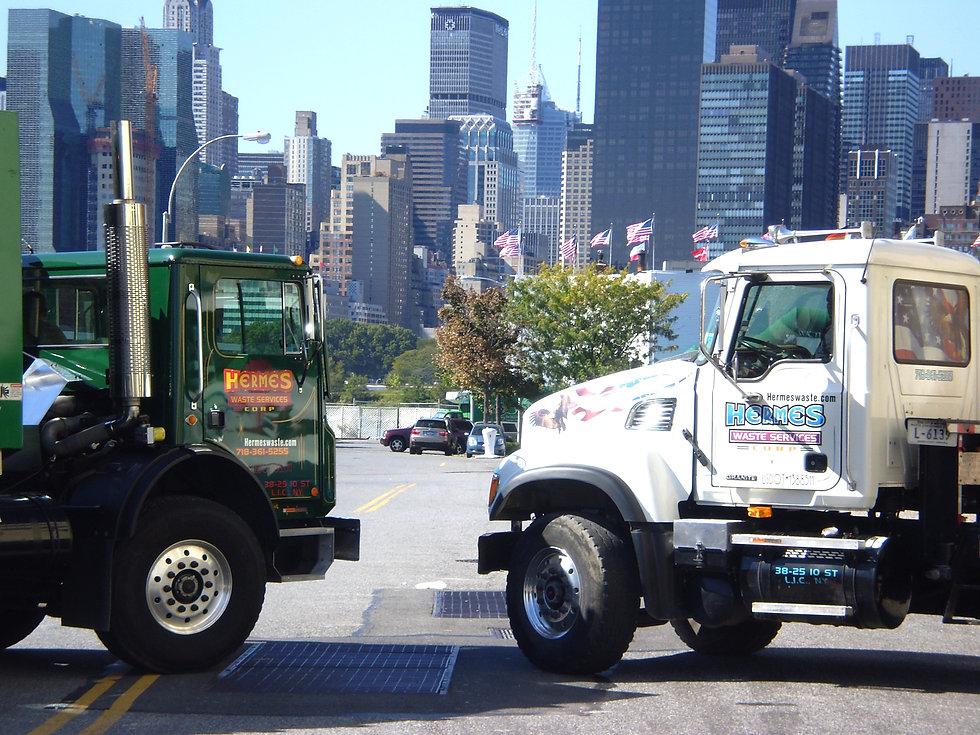 Hermes 2 Trucks.JPG