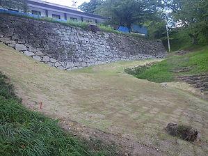 福島県二本松市 霞ケ城公園