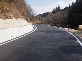 福島県 道路改良
