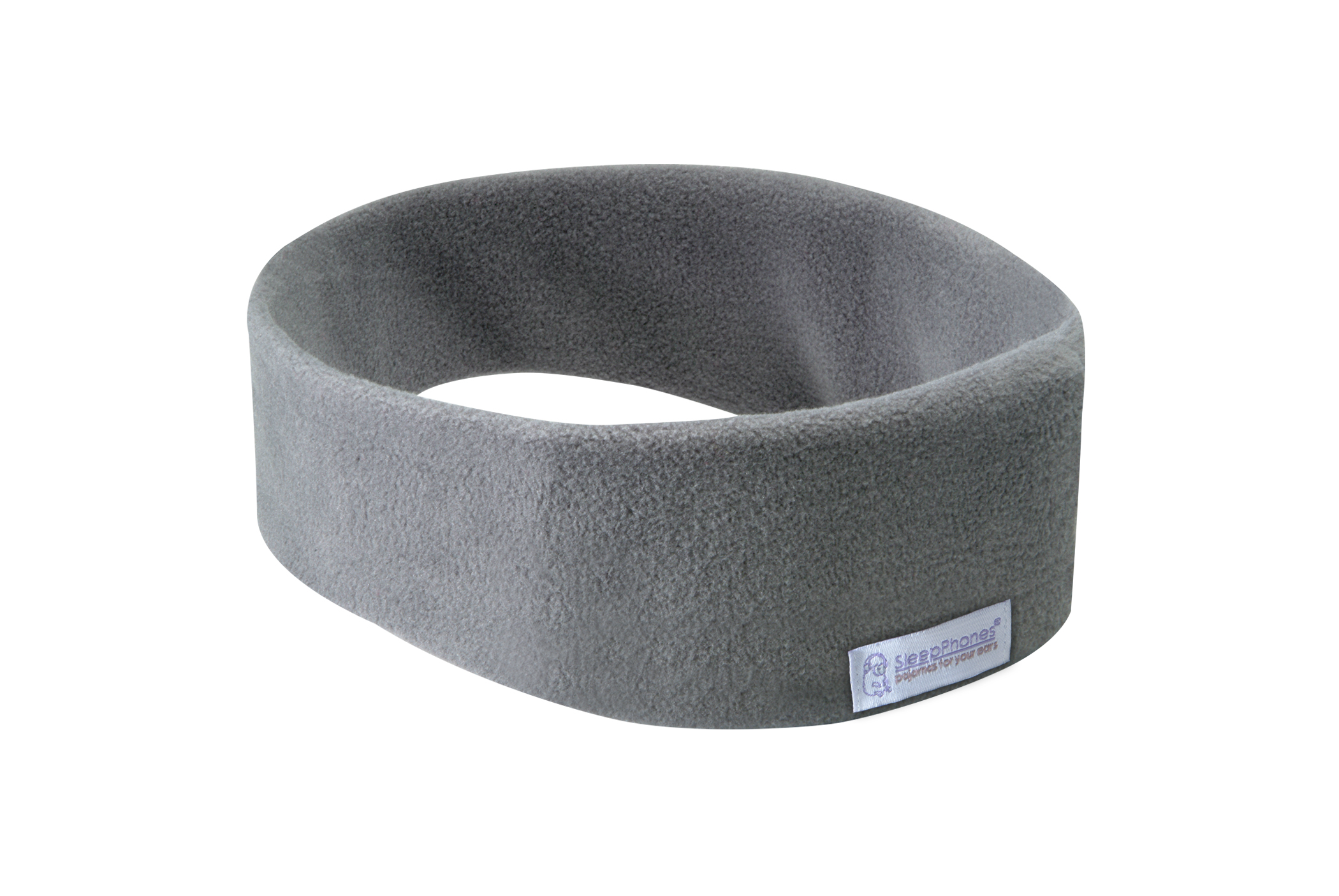 Soft Gray (Fleece Fabric)