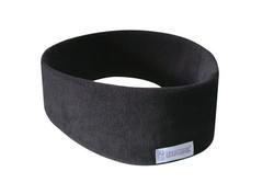 Midnight Black (Fleece Fabric)