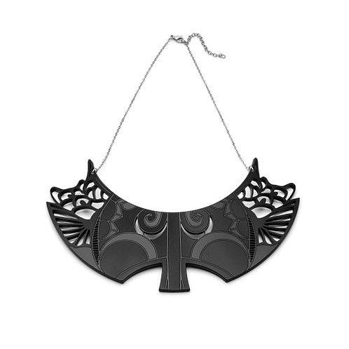 Irezumi Black Necklace