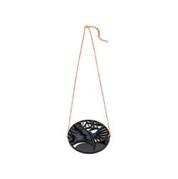 'Irezumi Black' Pendant - £120
