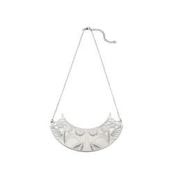 'Petals' Silver Necklace - £240