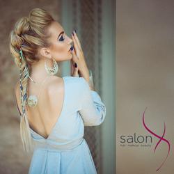 Salon X photoshoot - 'Elements of X'