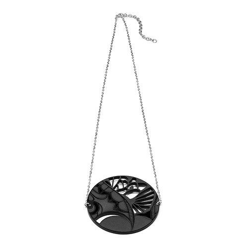 Irezumi Black Pendant
