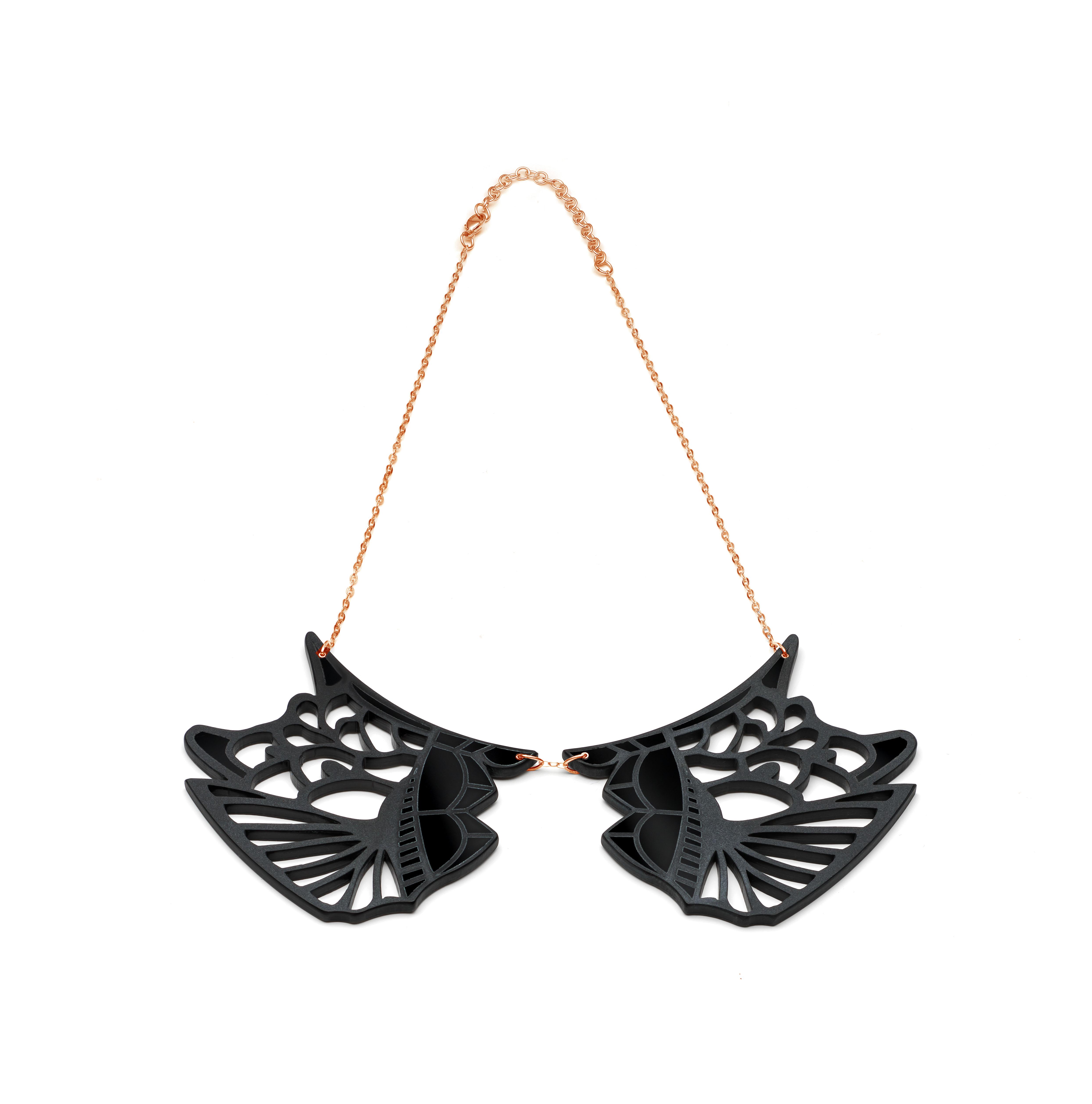 'Irezumi Black' Collar - £150