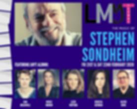 LMYT Concert Series Sondheim Complete Ca