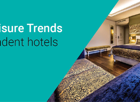 Top five hottest leisure trends for independent hotels