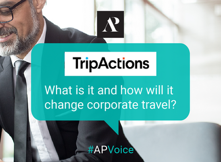 TripActions: What is it and how will it change corporate travel?