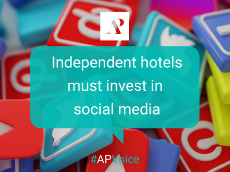 Independent hotels must invest in social media