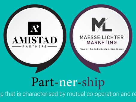 Amistad Partners and Maesse Lichter Marketing to change the world of representation.