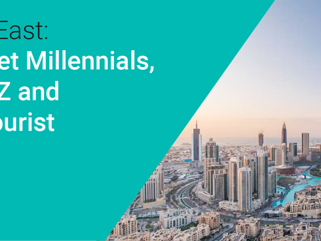 The Middle East: How to target Millennials, Generation Z and the Silver Tourist