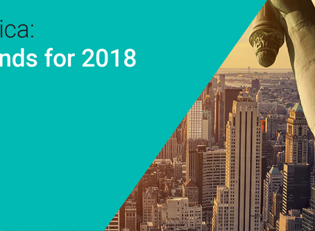 North America: Tourism trends for 2018 and beyond