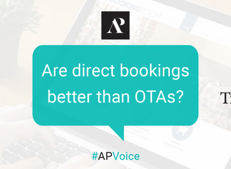 Are direct bookings better than OTAs?
