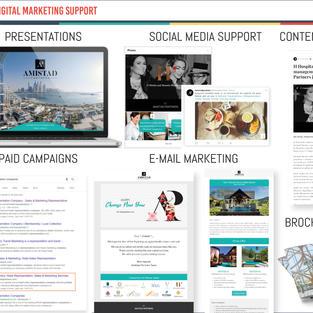 Digital Marketing Support