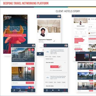 Bespoke Travel Networking Platform