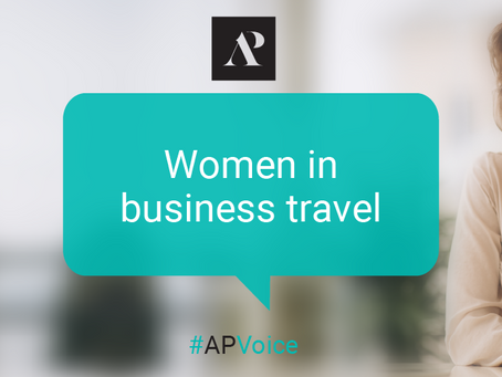 Women in business travel