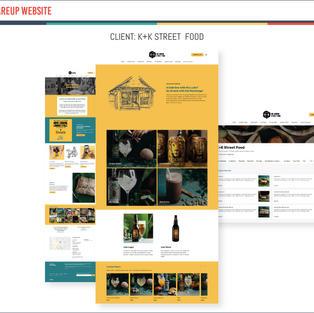 Weebly + Squareup Website