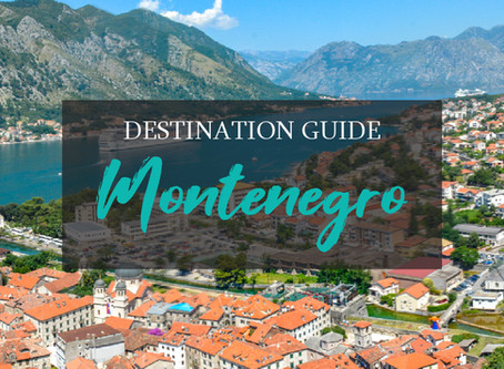 Destination Guide to Montenegro