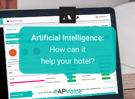 Artificial Intelligence: How can it help your hotel?